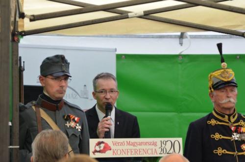 Vérző Magyarország emlékkonferencia